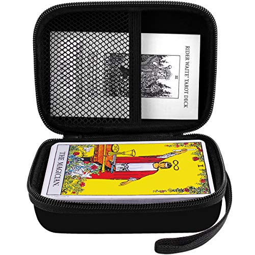 ALKOO Case for The Rider Tarot Deck Cards, Universal Tarot...