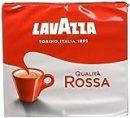 Lavazza Qualità Rossa, Caffè Macinato per Moka, Composizione Arabica e Robusta, Gusto Pieno e Rotondo Con Note di Cioccolato, Intensità 5, Tostatura Media - 500 g