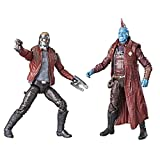 Marvel Legends 3.75 Inch Guardians of the Galaxy Star Lord and Yondu Action Figure 2-Pack