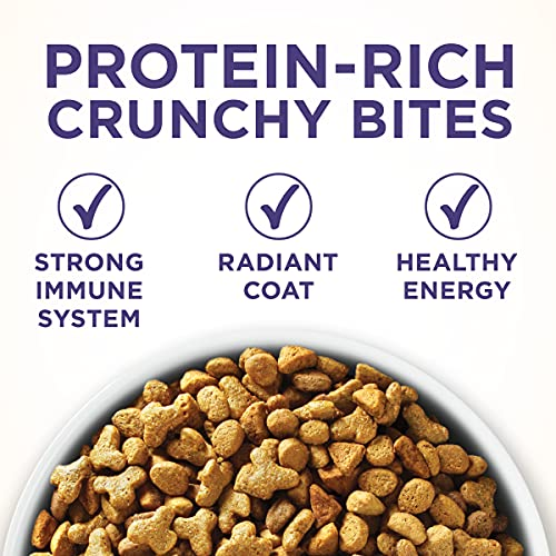 Product Image 3: Purina ONE Natural Dry Cat Food, Hairball Formula - 22 lb. Bag