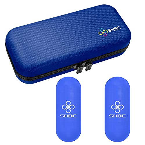 SHBC insulina per diabetici organizzare Viaggi Piu 'Medicine per Raffreddamento Borsa con 2 Ghiaccio...