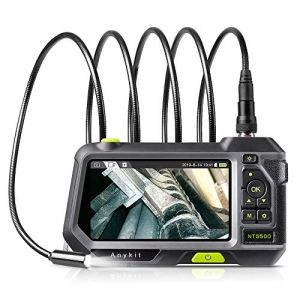 Industrial Endoscope Autofocus Inspection Camera, Anykit Borescope...