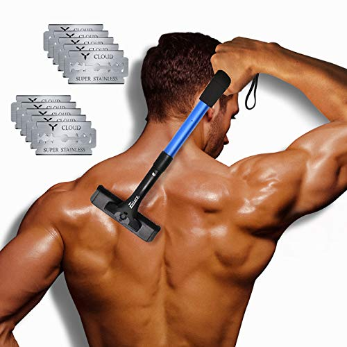 EASACE Back Groomer Back Hair Removal for Men,...