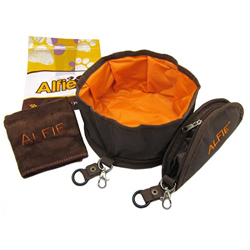 Alfie Pet - Set of 2 Fabric Expandable/Collapsible...