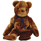 Ty Beanie Babies (Baby) Ted-e Old Face Brown Bear