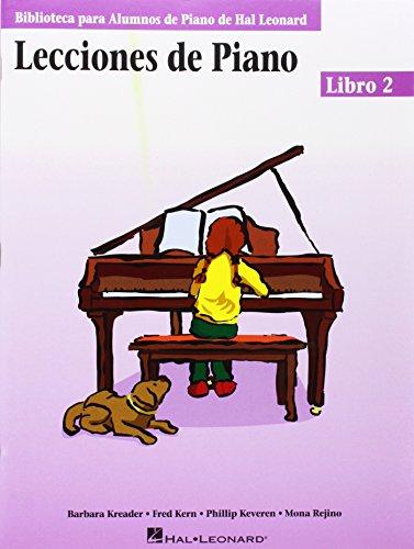 Hal Leonard Student Piano Library: Lecciones De Piano - Libro 2 (Biblioteca Para Alumnos de Piano de