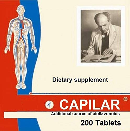 KAPILAR (Taxifolin) - Quelle dihydroquercétine, 200 Tabs á 0,25 g