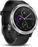 Garmin - Vivoactive 3 - Montre Connectée de Sport avec GPS et Cardio...