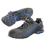 Puma Safety - Zapatos unisex, color gris/azul, talla 45