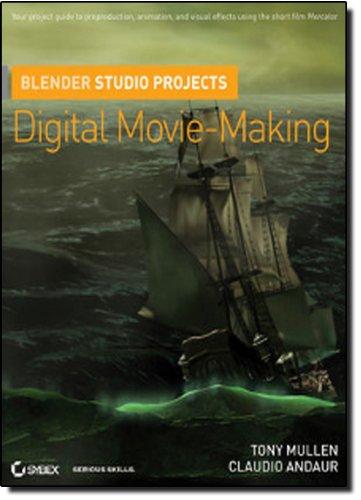 Proyectos de Blender Studio: creación de películas digitales