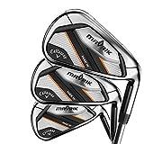 Callaway Golf 2020 Women's Mavrik Max Iron Set (Set of 5 Clubs: 6 Iron - PW, Right Hand, Graphite, Women's)