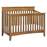 DaVinci Grove 4-in-1 Convertible Crib in Chestnut | Greenguard Gold Certified