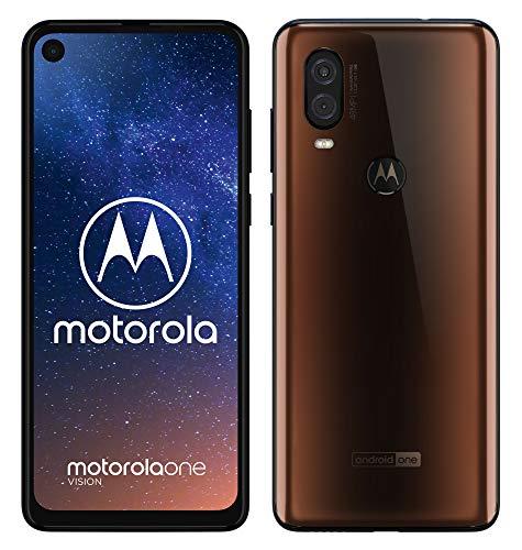 Motorola One Vision - Smartphone Android One (4 GB de RAM, 128...