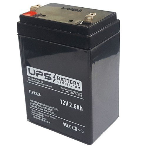 New Battery for ION Audio Tailgater Express Compatible Replacement by UPSBatteryCenter