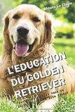 L'EDUCATION DU GOLDEN RETRIEVER: Toutes les astuces pour un Golden Retriever bien éduqué