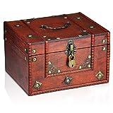 Brynnberg - 'Dominique 24x20x15cm Boîte de Rangement Coffre au...