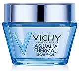 Vichy Aqualia Thermal Rich Cream Moisturizer, 1.69 Fl Oz