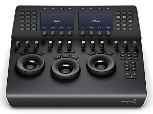 Blackmagic design コントロールパネル DaVinci Resolve Mini Panel イーサネット内蔵 DaVinci Resolve用 DV/RES/BBPNLMINI