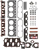 Head Gasket Set with Head Bolts for 1995-2002 Chevrolet Camaro Pontiac Firebird 3.8L V6 VIN'K' Graphite by Detoti Auto