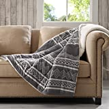 Woolrich Down Alternative Plaid Throw Premium Soft Cozy Spun for Bed, Couch or Sofa (50x70, Anderson...