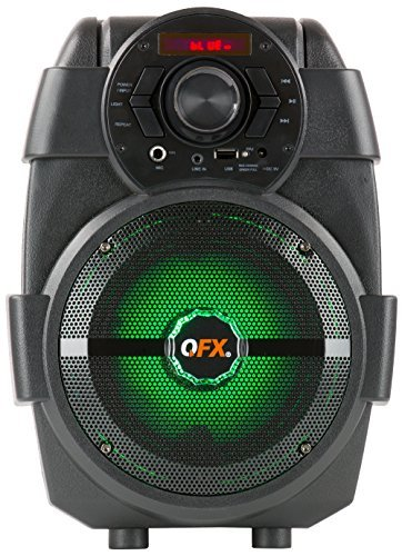 QFX PBX-5 Rechargeable 6.5'