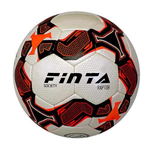 Soccer Ball Campo Feint Professional Raptor Color: Orange