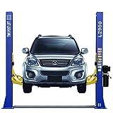 XK L2900 Car Lift 9,000 LB 2 Post Lift Car Auto Truck Hoist w/12 Month Warranty 220V