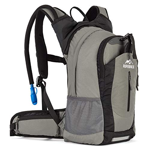18L Insulated Hydration Backpack Pack with 2.5L BPA Free Bladder, Lightweight Daypack