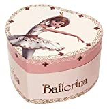 TROUSSELIER - Ballerina. le Film - Boîte à Bijoux Musicale - Idéal Cadeau...