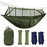 Freehawk Camping Hammock with Mosquito...