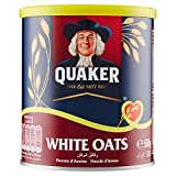 Quaker White Oats Fiocchi di Avena, 500g