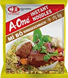 A-ONE Instantnudeln, Rind, 85 g (Lebensmittel & Getränke)