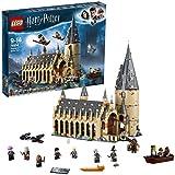 LEGO Harry Potter La Grande Salle du château de Poudlard 75954 Jeu de...