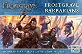 Frostgrave Osprey Games Barbarians FGVP04