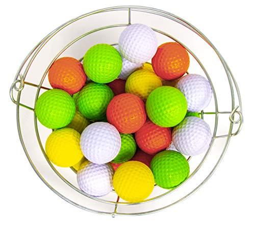 Product Image 4: Jef World of Golf Foam Practice Balls (42 Multi-Colored Balls)