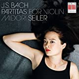 Partitas for Solo Violin I-III by Midori Seiler (2011-02-08)