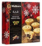MINI MINCE PIES: These succulent mini mince pies feature a blend of traditional ingredients (sugar, apple, currants, sultanas & candied citrus peels) encased in a light, melt-in-your mouth shortcrust pastry. THE TASTE OF CHRISTMAS: These miniature tr...