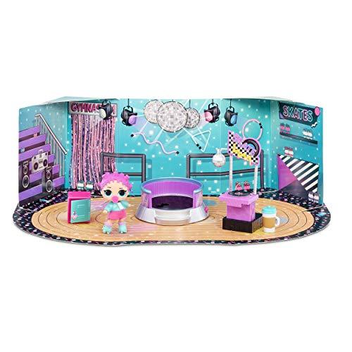 Image 1 - LOL Surprise Poupées collectionnables pour filles - Avec 10 surprises et accessoires - Roller Sk8er - Mobilier Series 3