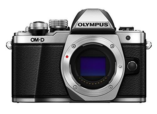 OLYMPUS ミラーレス一眼 OM-D E-M10 MarkII ボディー シルバー