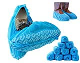 Blue Shoe Guys Premium Disposable Boot & Shoe Covers | 100 Pack |...