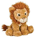 Wildlife Tree 8 Inch African Lion Stuffed Animal Floppy Plush Species Collection