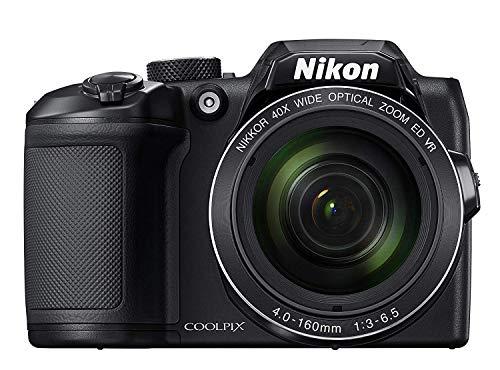 Nikon COOLPIX B500 - Cámara digital de 16 MP (4608 x 3456 pixeles, TTL, 1/2.3', 4 - 160 mm) color negro