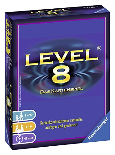 Ravensburger Kartenspiele 20766 - Level 8