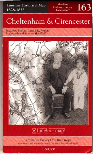 Timeline Historical Map, Cheltenham and Cirencester: no. 163