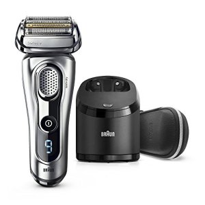 Braun Electric Razor for Men, Series 9 9291cc Electric Shaver with Precision Trimmer, Rechargeable,...