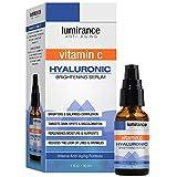 Vitamin C & Hyaluronic Brightening Serum helps minimize look of lines and wrinkles 1oz/30ml