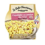 La Belle Chaurienne Coquillettes au Jambon/Fromage 300 g