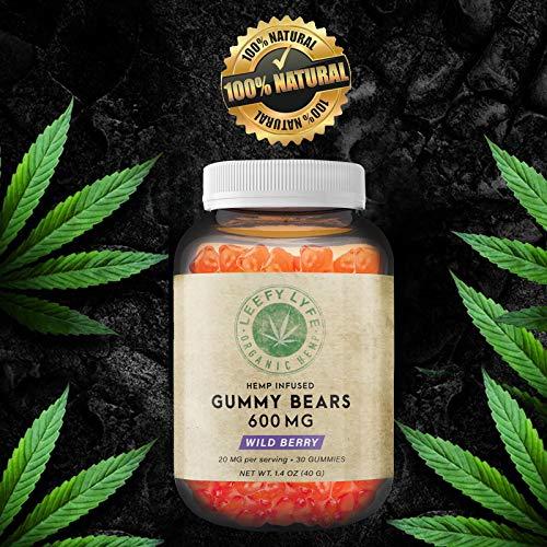 Bioganix Leefy Lyfe Gummy Bears 2