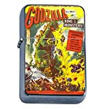 Godzilla 1956 Movie Poster Oil Lighter D-255