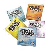 STICKY BUMPS 5個セット スティッキーバンプス サーフワックス/サーフボードワックス サーフボード滑り止め
